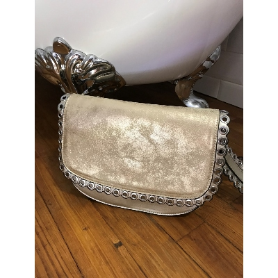 Sac Messenger Gold