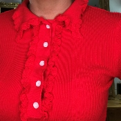 T-Shirt Tricot Rouge
