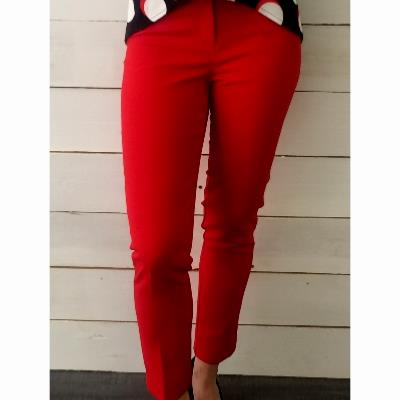 Pantalon Liverpool Rouge DISCONTINUE