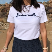 T-Shirt Mademoiselle DISCONTINUE