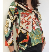 Blouse Foulard DISCONTINUE
