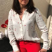 Chemise Cherry Love DISCONTINUE