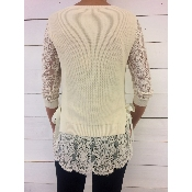 Pull Charline Beige Clair DISCONTINUE