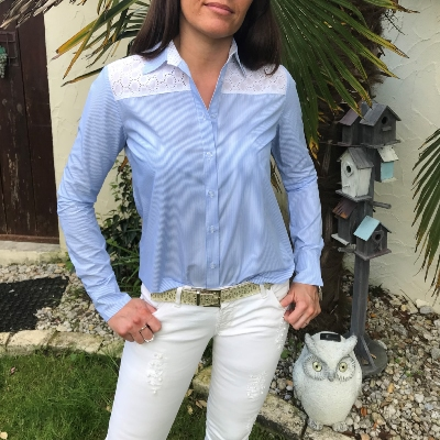 Chemise Anglaise DISCONTINUE